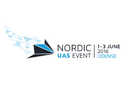 Exhibiting at Nordic UAS Event 2016, June 1-3, Odense, Denmark